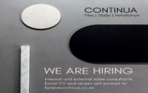 Continua in Cape Town is Hiring Internal and External Sales Consultants