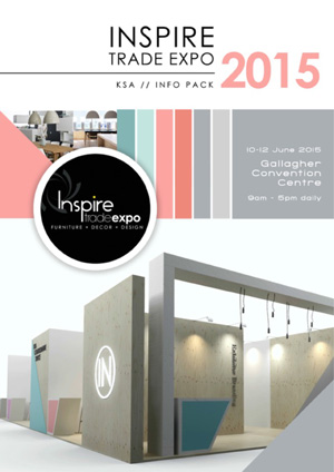 KSA and Inspire trade show working together
