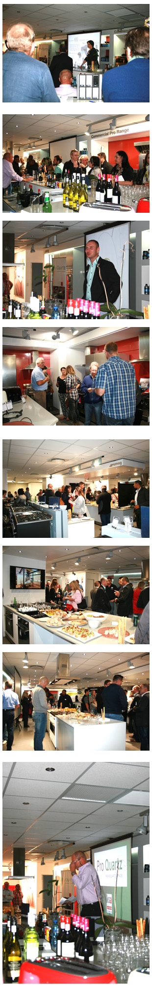 Superb product evening held in CT