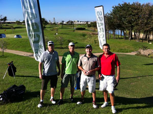 Another great golf day for KSA CT