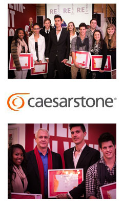 Caesarstone Student Designer 2013 Competition - winners announced