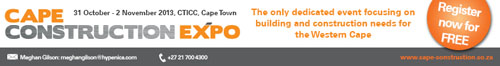 Visit KSA members at the Cape Construction Expo