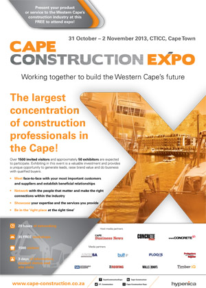 Cape Construction expo provides valuable networking to KSA members