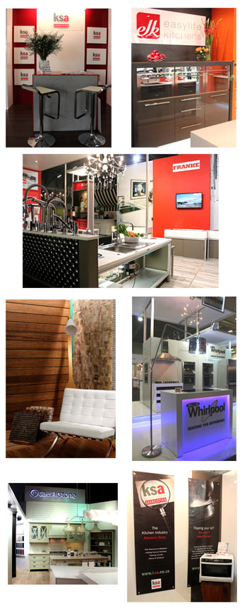 Exhibitors and visitors alike enjoy Decorex Cape Town 2013