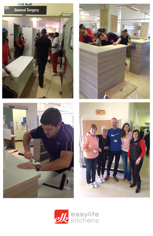 Easylife CT assist with Groote Schuur world design project