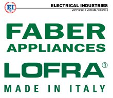 Electrical Industries is proud to introduce the Lofra range of appliances