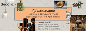 Caesarstone invites you to their Design & Trends Forecast
