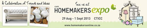 Visit the KSA at the Homemakers Expo