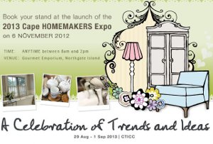 Homemakers CT invites you to the launch of their 2013 show