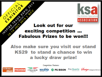 Inspire Trade Expo 2014 - Competition