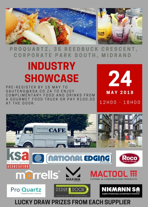 KSA Gauteng Indsutry Showcase