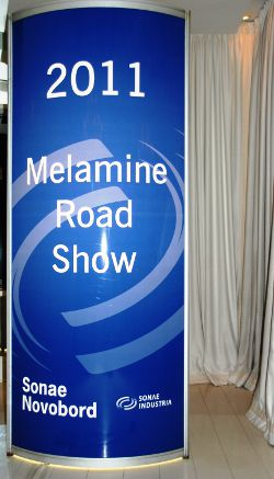 Sonae Novoboard hold their national melamine road show