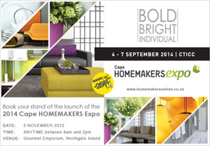 Launch of Homemakers Expo 2014