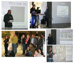 KSA CT holds its winter affiliate product evening