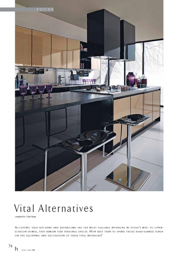 Vital Alternatives from Habitat Magazine