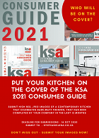 Showcase your kitchen on the cover of the KSA Consumer Guide 2021