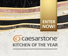 KSA members encouraged to enter the Caesarstone kitchen on the year competition