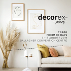 Trade registration for the 26th edition of Decorex Joburg is now open!