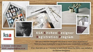 KSA to launch new platform to formally register and recognise kitchen designers