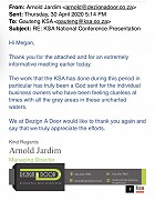 KSA get phenomenal feedback after their COVID-19 industry online conference