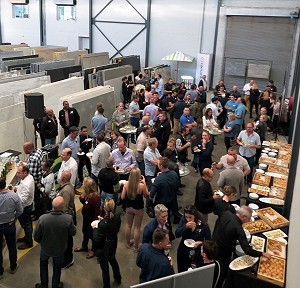 Final Product Networking Evening for 2018 held in CT