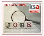 The KSA is hiring in CT