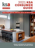 Optima Kitchens to feature on the cover of the KSA 2021 Consumer Guide