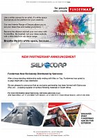 Salvacorp enters into partnership with Fundermax
