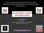 Join KSA CT at their first product evening