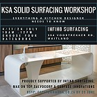 KSA CT Solid Surfacing workshop